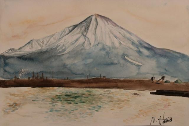 Mount Daisen (H.Nishida)