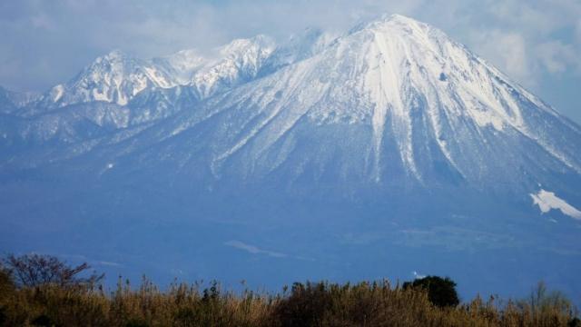 Mount Daisen, Japan