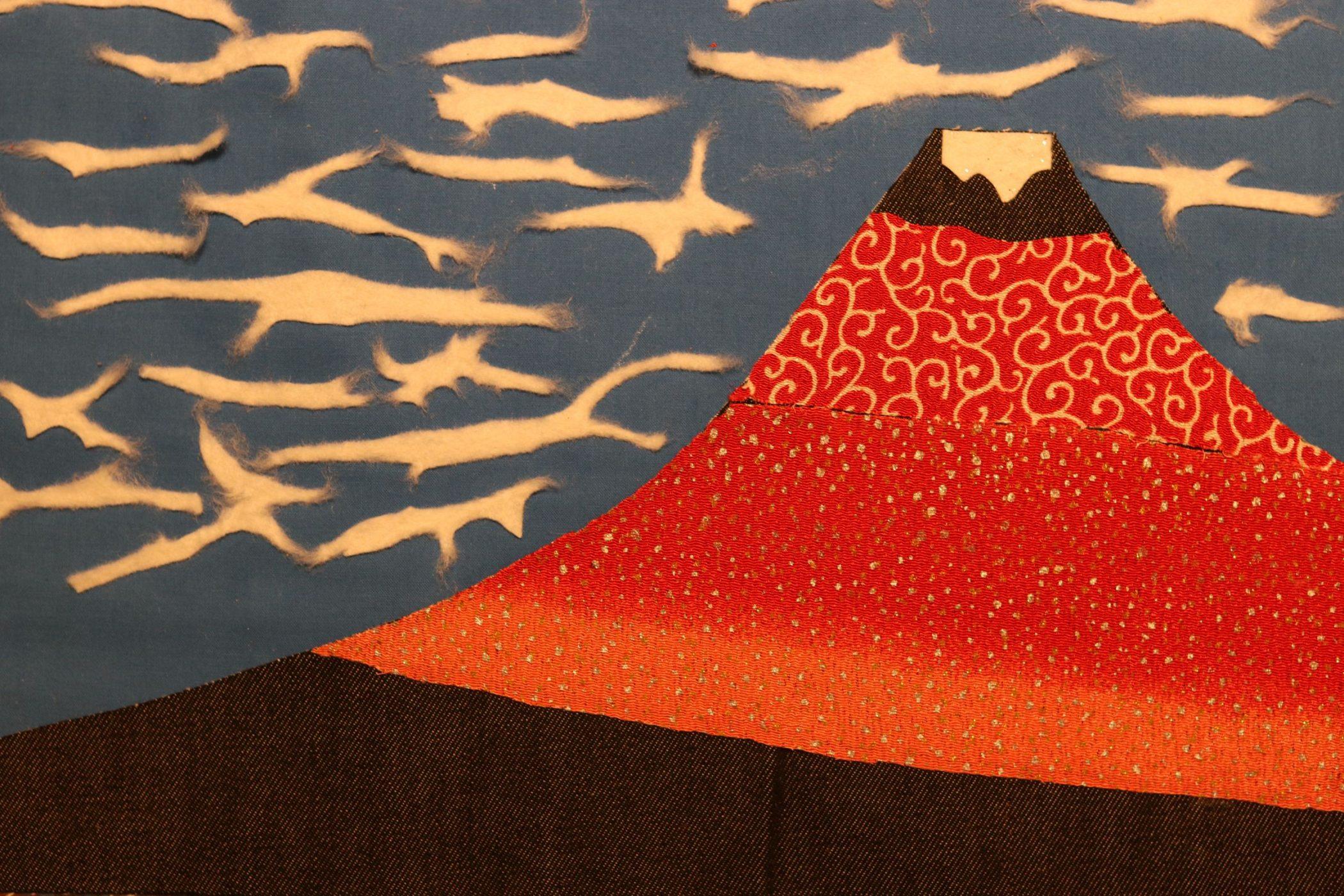 Mount Fuji in late Spring (T.Hashimoto)
